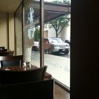 Photo taken at Manna Java  Worldcafé by Jesse G. on 8/14/2012