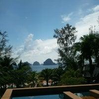 Photo taken at Amari Vogue Resort by James W. on 5/19/2012