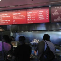 Photo taken at Chipotle Mexican Grill by Rasheed T. on 8/8/2012