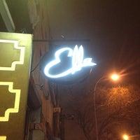 Photo taken at Ella Lounge by Greg B. on 3/2/2012