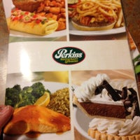 Photo taken at Perkins Restaurant & Bakery by Daniel A. on 8/23/2012