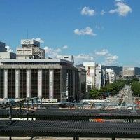 Photo taken at JR 姫路駅 11番ホーム by Tomohiro I. on 8/20/2012