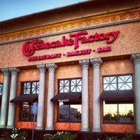 Photo taken at The Cheesecake Factory by 24kMedia on 8/31/2012