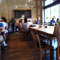 Photo taken at Le Pain Quotidien by Laureen O. on 7/15/2012