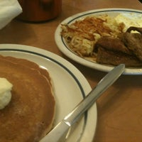 Photo taken at IHOP by Geoffrey D. on 5/18/2012