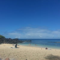 Photo taken at Pupukea Beach Park by Anh P. on 9/1/2012