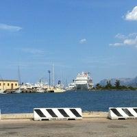 Photo taken at Molo Vecchio by Sardinia G. on 6/10/2012