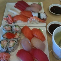 Photo taken at Yoyogi Sushi by fuku876 on 1/16/2012