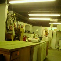 Photo taken at Merrimack Valley Habitat for Humanity ReStore by Eric W. on 10/29/2011