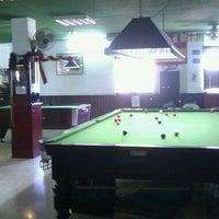 Photo taken at Legends Snooker & Pool Bar by Dennis M. on 12/26/2011