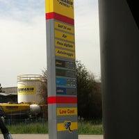 Photo taken at Romanin Petroli by Alessio S. on 4/30/2012