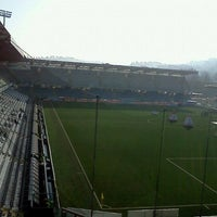 Photo taken at Orogel Stadium Dino Manuzzi by Mirco M. on 11/27/2011