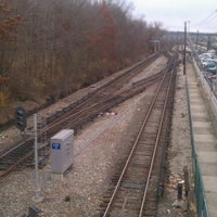 Photo taken at Metro North - Southeast Train Station by Louie C. on 11/17/2011