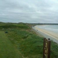 Photo taken at Ballybunion Golf Club by John O. on 3/31/2012
