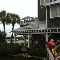 Photo taken at Alligator Adventure by Amber S. on 6/26/2012