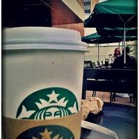 Photo taken at Starbucks by Bionik B. on 9/11/2011
