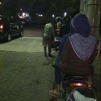 Photo taken at ATM Mandiri SPBU Juanda by Fadly E. on 4/14/2012