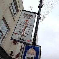 Photo taken at Portobello Road by Mattias V. on 11/12/2011