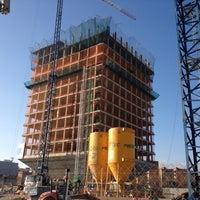 Photo taken at Torre 3 Iberdrola by Sergi X. on 1/17/2012