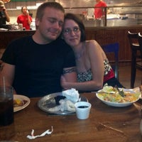 Photo taken at Baytree Pizza by Tracie P. on 1/21/2012