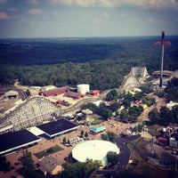 Photo taken at Kings Island by Kevin D. on 8/5/2012