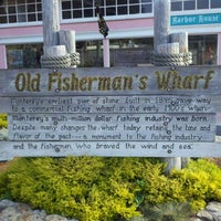 Photo taken at Old Fisherman's Wharf by Frank M. on 8/8/2012