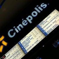 Photo taken at Cinépolis by Jorge A. on 8/30/2012