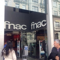 Photo taken at Fnac by Paulo S. on 4/21/2012