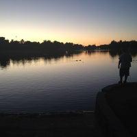 Photo taken at Sunset Park by Krystal G. on 6/11/2012