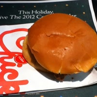 Photo taken at Chick-fil-A The Waterfront by Michael F. on 11/23/2011