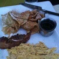 Photo taken at Skinny Pancake by Sue R. on 5/28/2012