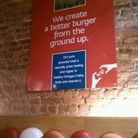 Photo taken at brgr by Micheal M. on 2/11/2012