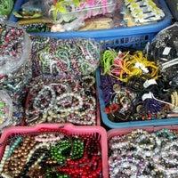 Photo taken at Pasar Seni Sukawati (Sukawati Art Market) by erna w. on 1/26/2012