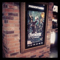 Photo taken at Cinemark by Gabriel H. on 4/28/2012