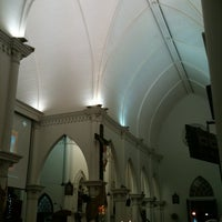 Photo taken at Church of the Nativity of the Blessed Virgin Mary by Jaylyn F. on 12/21/2010