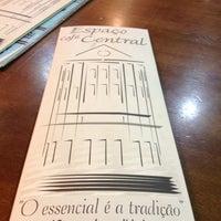 Photo taken at Espaço Café Central by Celso N. on 8/31/2012