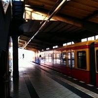 Photo taken at S Westkreuz by Thilo W. on 11/21/2011