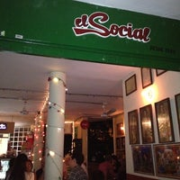Photo taken at El Social by SANTIAGO R. on 1/5/2012