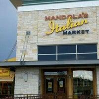 Photo taken at Mandola's Italian Market by Linda L. on 9/29/2011