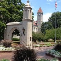 Photo taken at Indiana University Bloomington by Kip R. on 7/22/2012