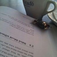 Photo taken at Cafécafé by Ilya on 12/19/2011
