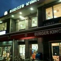 Photo taken at Burger King by Ferit C. on 10/18/2011