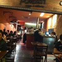 Photo taken at Pomodori Pizza by Flávio L. on 4/28/2012