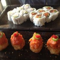 Photo taken at Takara Sushi by Angus B. on 6/16/2012