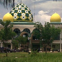 Photo taken at Masjid Umar bin Khattab UMI by Akbar M. on 12/16/2011