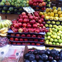 Photo taken at Mercado de Abastos by Mike S. on 9/4/2011
