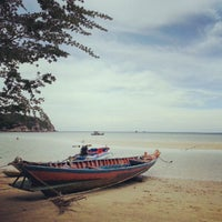 Photo taken at Chalok Baan Kao Bay by Kyh d. on 7/7/2012