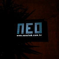 Photo taken at Neo Club by Murilo D. on 1/15/2012