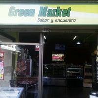 Photo taken at Green Market by Yayeru on 2/10/2012