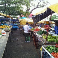 Photo taken at Arima Market by Jeconiah M. on 2/12/2012